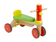 Wooden bicycle toy kids need to learn to drives a bike