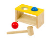 Wooden drums toy for kid to practice there hands