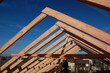 Wood Roof Trusses