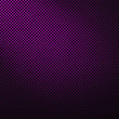 A realistic purple carbon fiber weave background or texture