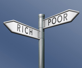 rich or poor