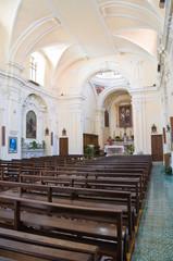 Church of Annunziata. Maratea. Basilicata. Italy.