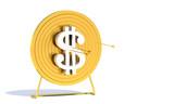 Golden Archery Target Dollar