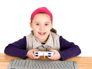 Mädchen computersucht