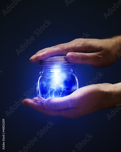 Jar of Lightnings