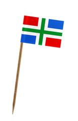 Flag of Groningen