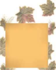 Autumn Blog Design