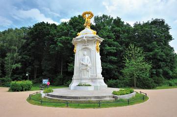 Mozart Denkmal Berlin Tiergarten
