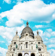 Sacre coeur Cathedral Paris - France