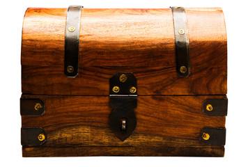 Closed chest box