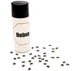 Insect repellent near ants