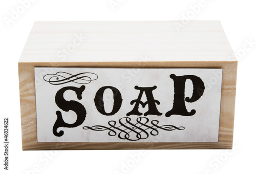 Box of soap