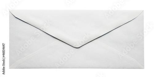 Close-up of envelope