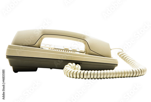 One telephone