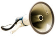 Single megaphone