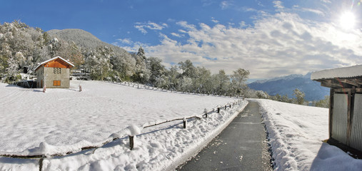 neve d'autunno