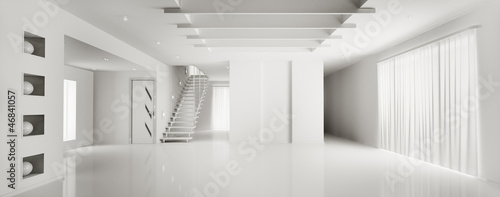 Weiss interior panorama 3d render