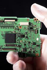 Nano-tecnología electrónica