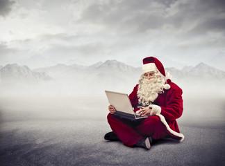 Santa Claus PC