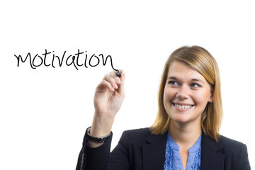 Business Woman - Motivation