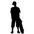 Skateboarder Skater