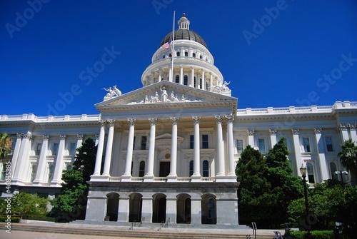 Capitole de Californie, Sacramento, USA