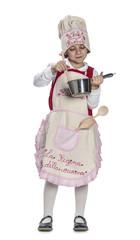 Bambina cucina