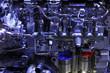 intérieur de moteur thermique