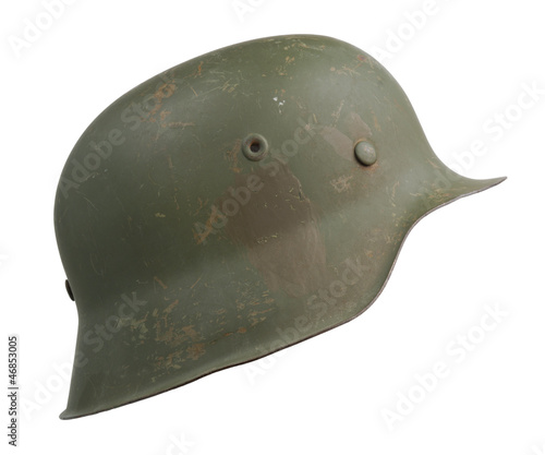 German World War Two Helmet
