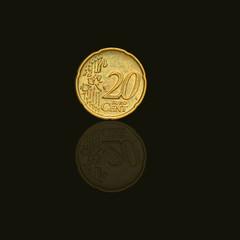coin euro 20 cents