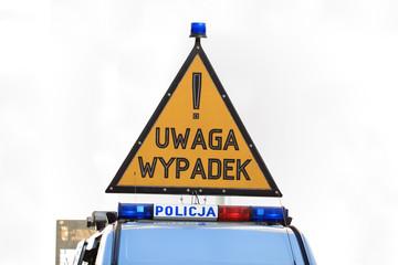 Niebezpieczeństwo, policja