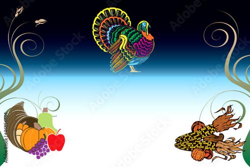 Thanksgiving Background 3