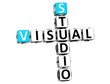 3D Visual Studio Crossword