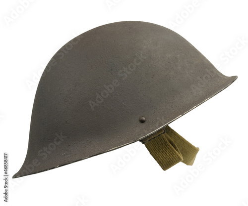 British Military Helmet