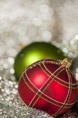 Christmas decoration - Weihnachtskugeln