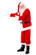 Welcoming Santa Claus