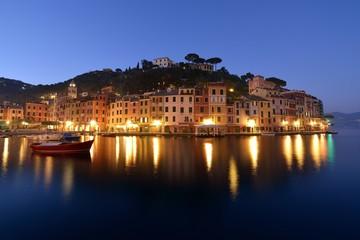Portofino notturna