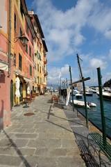 Portofino, il molo