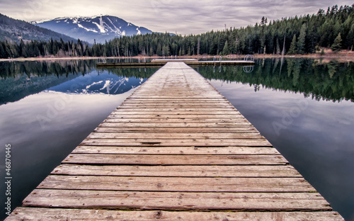 Lost Lake Dock