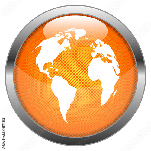 Vector Button Global