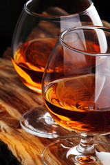 Cognac,distillato di vino francese