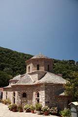 Evangelistria Monastery, Skiathos