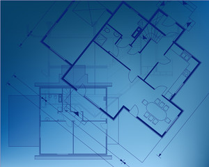 Architectural background. EPS10