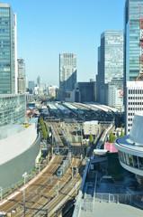 東京駅 俯瞰