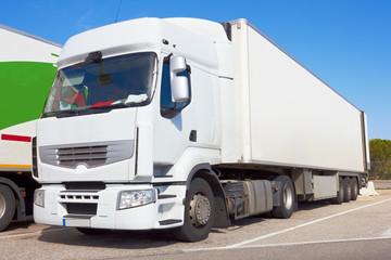 Logistics - Truck