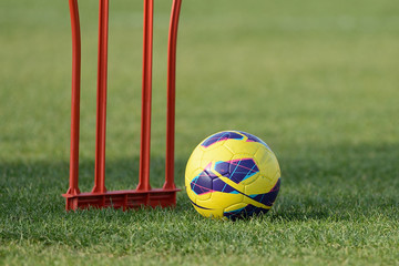 Calcio, allenamento