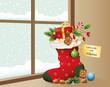 Der Nikolaus war da und hat Geschenke gebracht