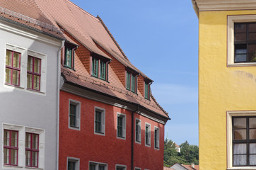 Old Houses in Meissen