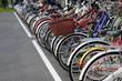 Bicycle parking lot-3