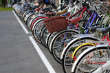 Bicycle parking lot-3